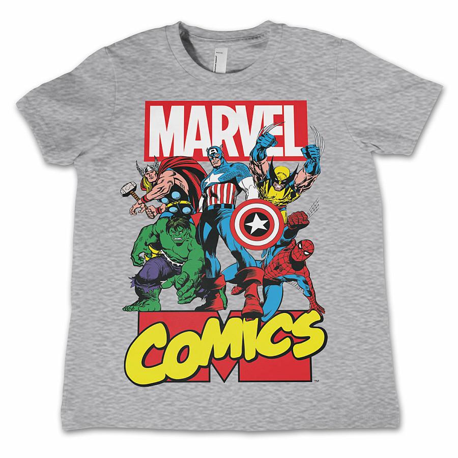 8b8c4755dad Marvel Comics tričko