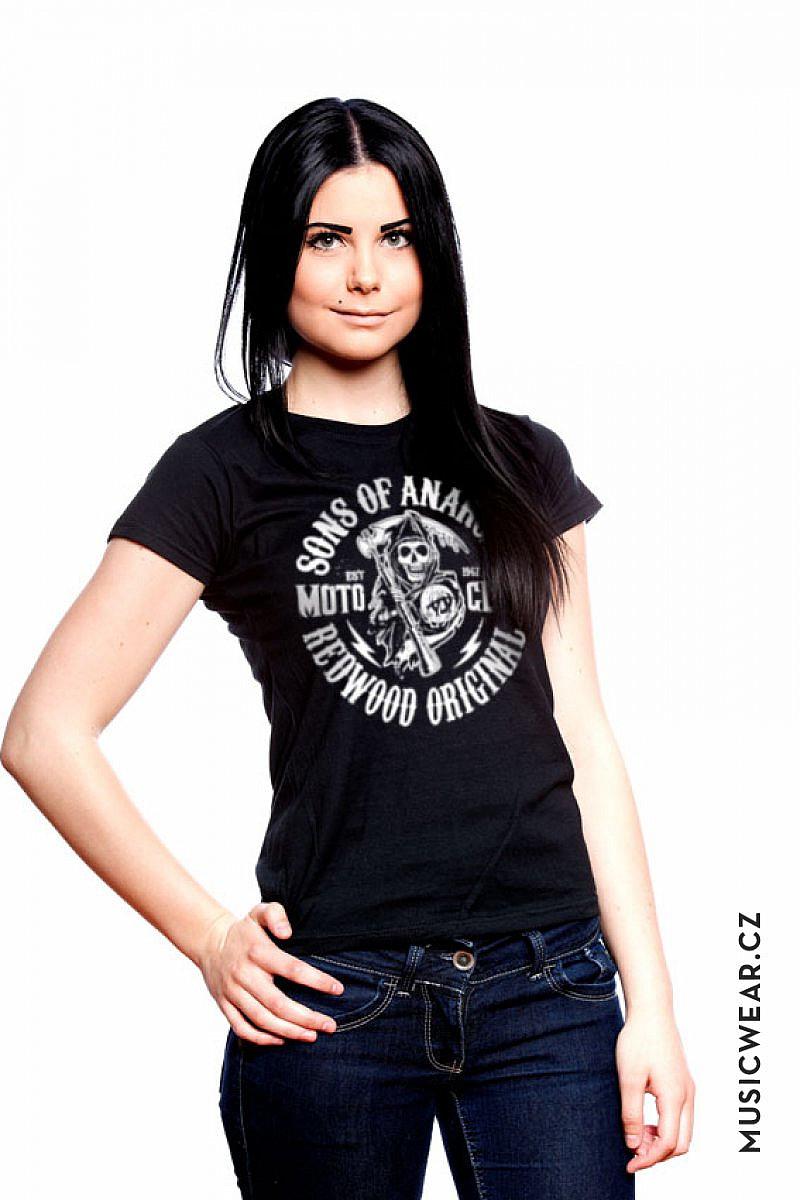 b1c7d625b41b Sons of Anarchy tričko
