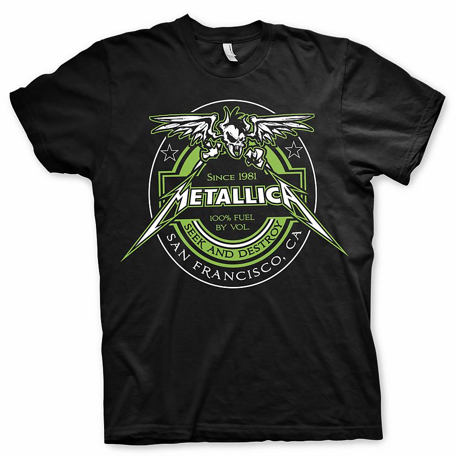 a96d28373ebe Metallica tričko