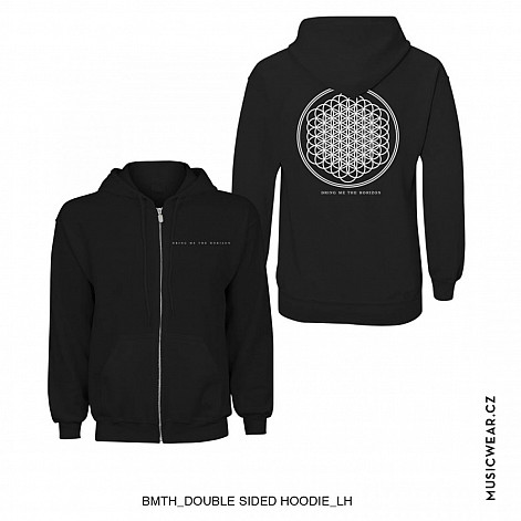 Bring Me The Horizon mikina, Flower Of Life, pánská