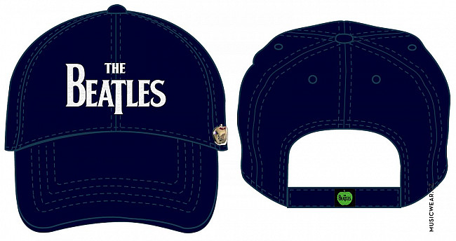 The Beatles kšiltovka, Drop T Logo Navy