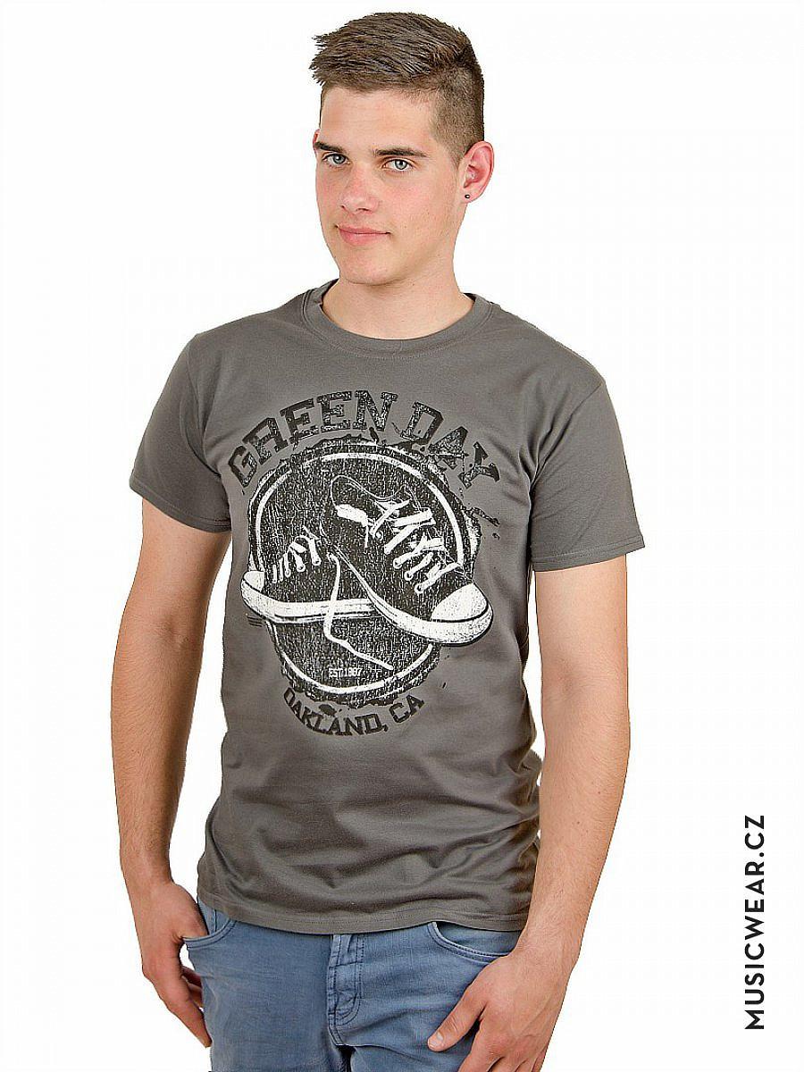 Green Day tričko 3361a9b300