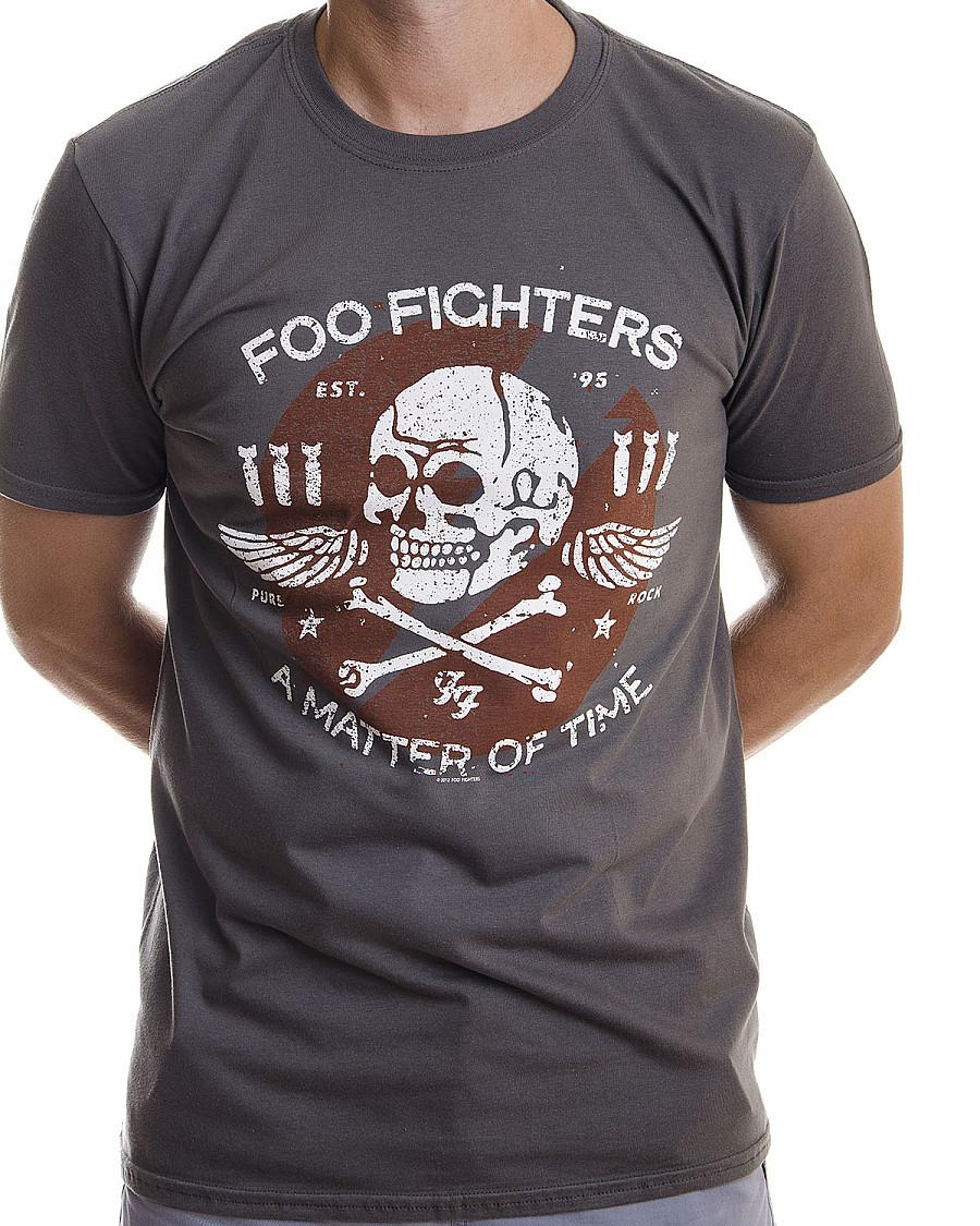 4c966befcbc3 Foo Fighters tričko, Matter Of Time, pánské | Musicwear - Trička, mikiny