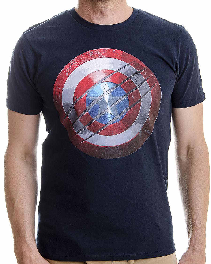 b8bc023d9472 Captain America tričko