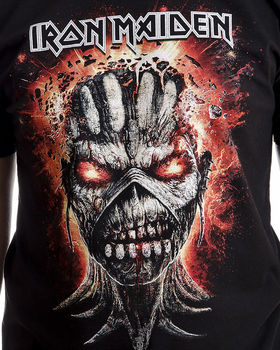 fae0afe36b Iron Maiden tričko