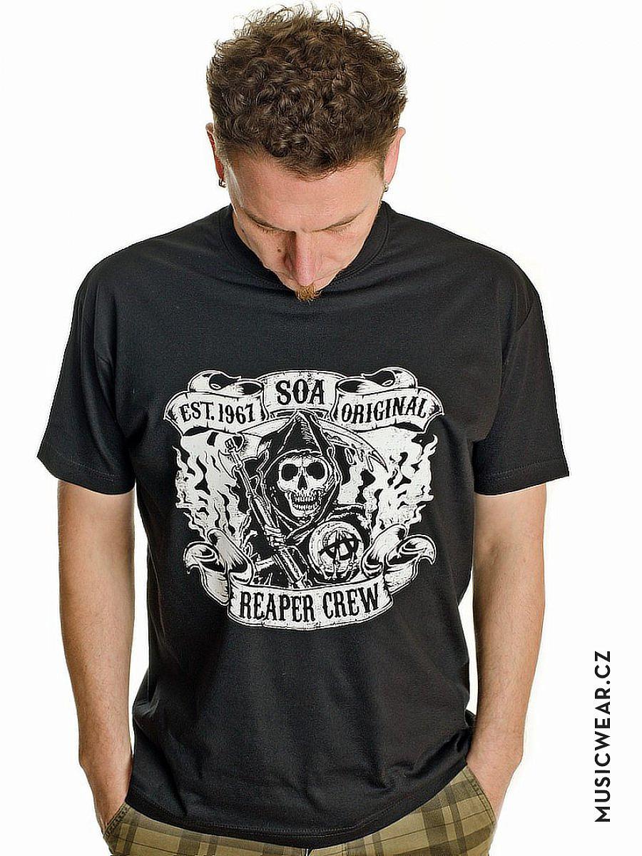 37b1391e139 Sons of Anarchy tričko