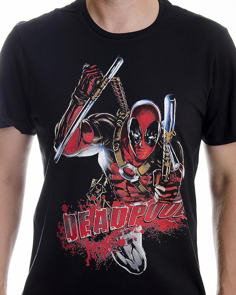 d362ac51b0ff Deadpool tričko