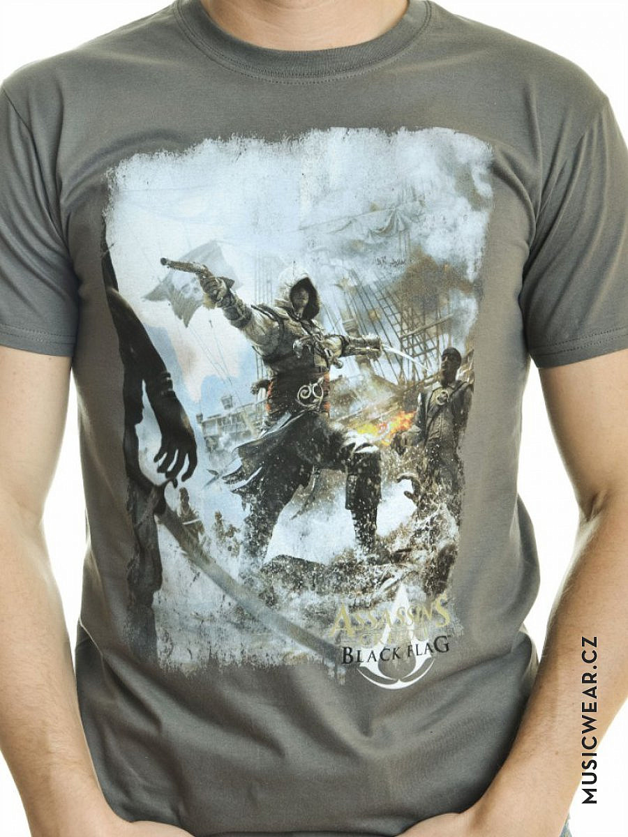 5c5ca54a1dd Assassin s Creed tričko