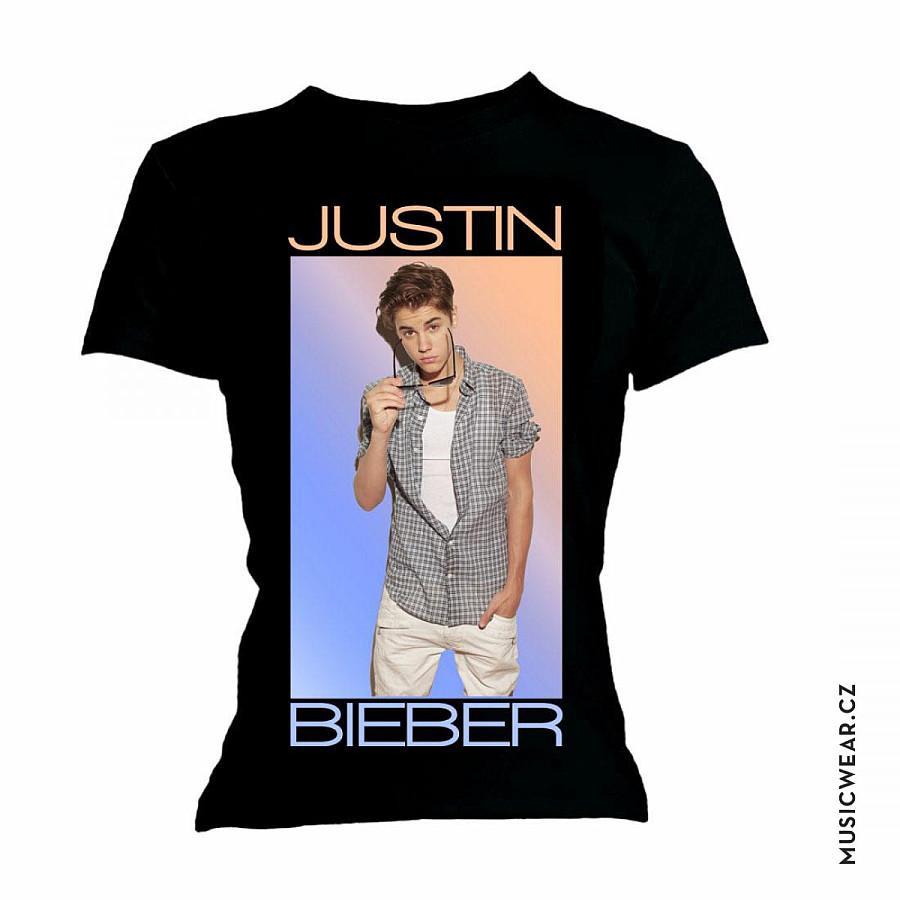 Foyer Colors Justin Bieber : Justin bieber tričko colorfade dámské musicwear