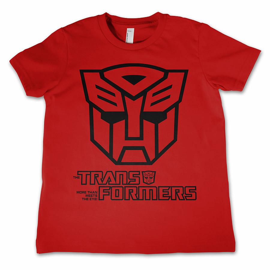 d201a3c25fab Transformers tričko