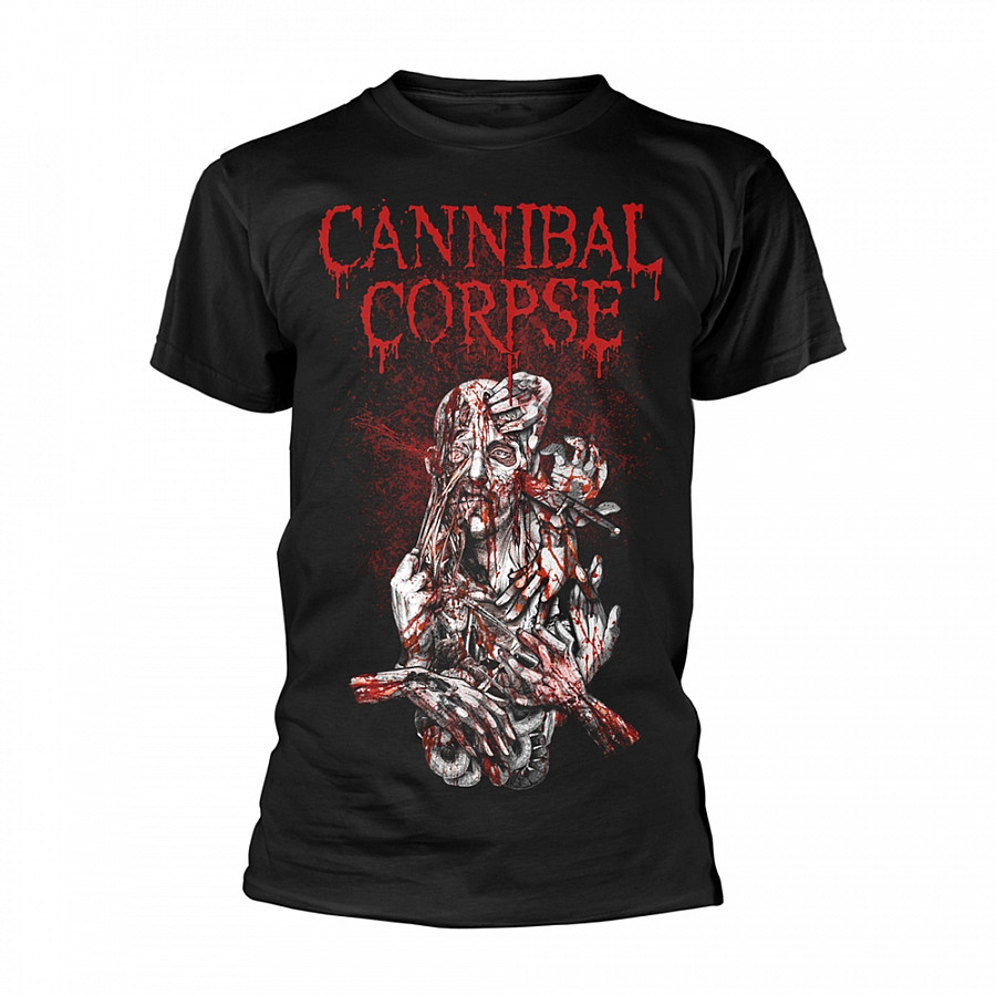 ee8c0c130ef Cannibal Corpse tričko