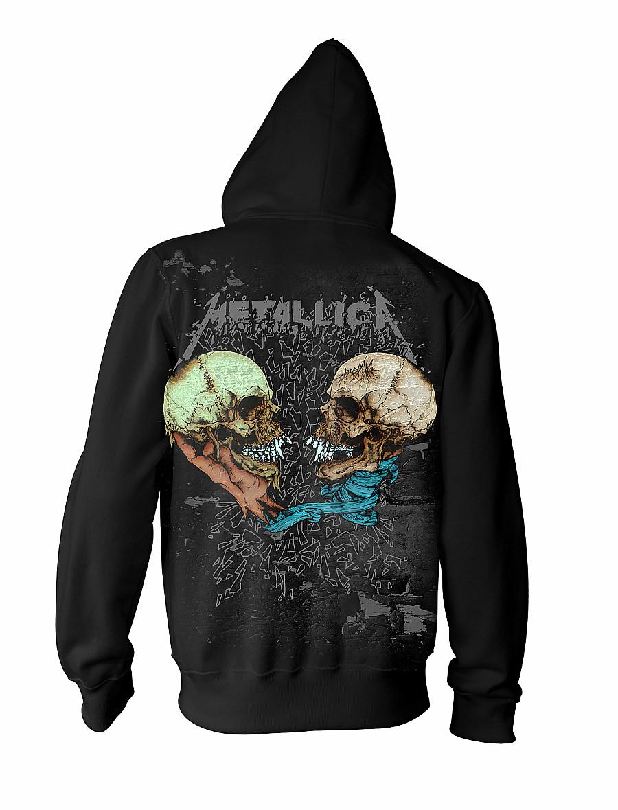 6c30bbe5b6 Metallica mikina
