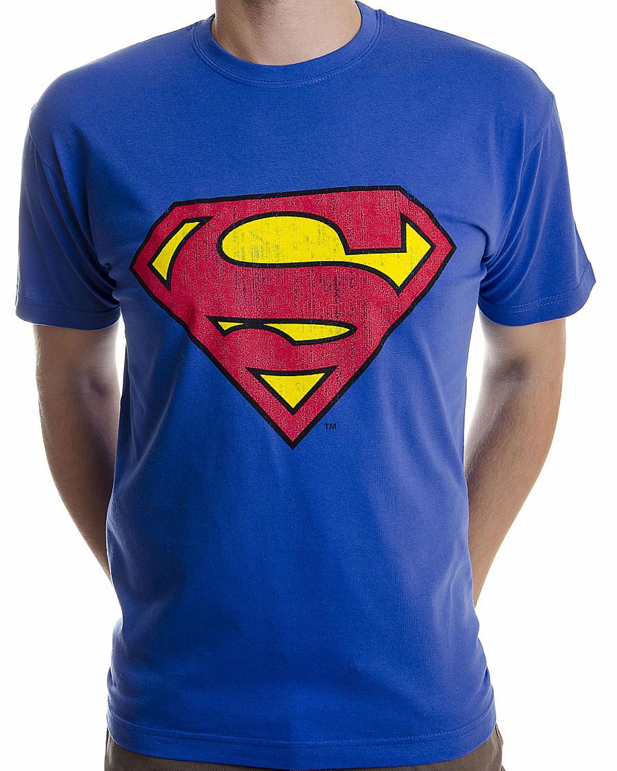 Superman tričko 4816123688