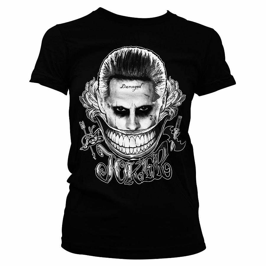 2f517e0ba94 Suicide Squad tričko
