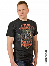 Five Finger Death Punch tričko, Seal Your Fate, pánské