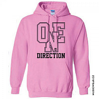 One Direction mikina, Athletic Logo, dámská