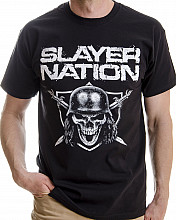 Slayer tričko, Slayer Nation, pánské
