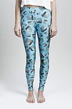 Lake Malawi Leggings, Holidays Forever, unisex