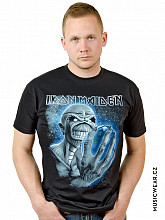 Iron Maiden tričko, A Different World, pánské