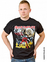 Iron Maiden tričko, Number Of The Beast, pánské