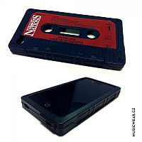 Metallica obal na iPhone 4/4S, Cassette Tape Master Of Puppets