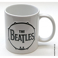 The Beatles keramický hrnek 250ml, Drum & Apple Records