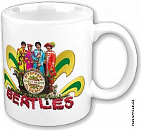The Beatles keramický hrnek 250ml, Sgt Pepper Naked