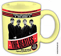 The Beatles keramický hrnek 250ml, 1962 Port Sunlight