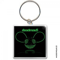 Deadmau5 klíčenka, Green Head