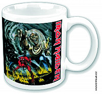 Iron Maiden keramický hrnek 250ml, Number of the Beast