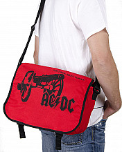 AC/DC messenger bag, For Those About to Rock