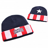 Captain America zimní kulich, Star & Stripes