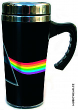 Pink Floyd cestovní hrnek 330ml, Dark Side Of The Moon