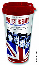 The Beatles cestovní hrnek 330ml, The Beatles Story