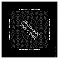 Iron Maiden šátek, Crossed Guns