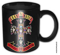 Guns N Roses keramický hrnek 250ml, Appetite for Destruction