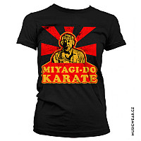 Karate Kid tričko, Miyagi Do Karate Girly, dámské