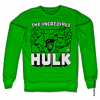 The Hulk mikina, The Incredible Hulk Sweatshirt Green, pánská