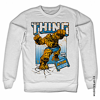 Marvel Comics mikina, The Thing Action, pánská