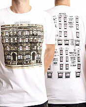 Led Zeppelin tričko, Physical Graffiti Backprint, pánské