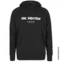 One Direction mikina, Four Black, dámská