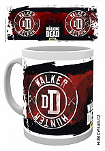 The Walking Dead keramický hrnek 250 ml, Hunter