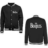 The Beatles bunda, Drop T Logo all Black, pánská