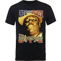 Notorious B.I.G. tričko, Life After Death with Back Printing, pánské