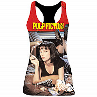Pulp Fiction tílko, Cover Full Printed Tanktop, dámské