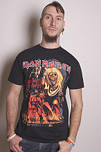 Iron Maiden tričko, Number Of The Beast Graphic, pánské
