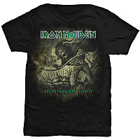 Iron Maiden tričko, From Fear To Eternity Distressed, pánské