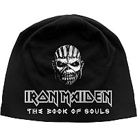 Iron Maiden zimní kulich, The Book Of Souls, unisex