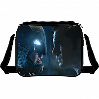 Batman messenger taška přes rameno, Batman v Superman Face to Face, unisex