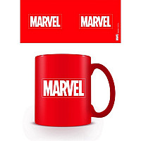 Marvel Comics heramický hrnek 250ml, Logo Red